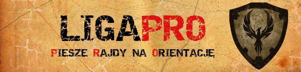 LIGAPRO - Piesze Rajdy na Orientację